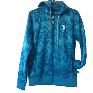Sunice Vancouver 2010 Zip Up Hoodie, Small